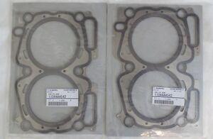 Genuine-Subaru-OEM-Head-Gasket-Pair-EJ22-039-99-039-01-Impreza-amp-039-99-Legacy-NEW-NR