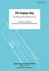 Oh-happy-day-Noten-Blechblaeserquintett-kleine-Blasmusik-variable-Besetzung