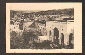 FEZ-MAROC-HOPITAL-MILITAIRE-CHERIFIEN-en-1927