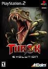 Turok Evolution - Uncut (Sony PlayStation 2, 2002, DVD-Box)