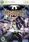 Phantasy Star Universe (Microsoft Xbox 360, 2006, DVD-Box)