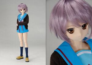 Volks-Dollfie-Dream-DD-Suzumiya-Nagato-Yuki-Action-Figure-100-New-Authentic