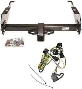 1995 2002 dodge ram trailer tow hitch w wiring kit new ebay. Black Bedroom Furniture Sets. Home Design Ideas