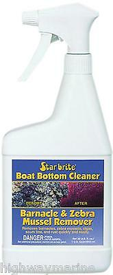 Star Brite Boat Bottom Cleaner Barnacle Remover 32oz
