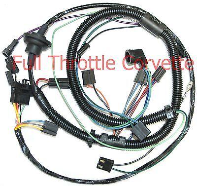72 corvette wiring harness 1978    corvette    air conditioning ac    wiring       harness    new ebay  1978    corvette    air conditioning ac    wiring       harness    new ebay