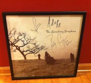 THE-SMASHING-PUMPKINS-Adore-Poster-Signed-By-Billy-Corgan-No-Reserve