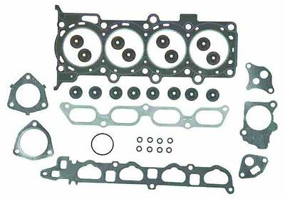 Saturn 1.9/1.9L DOHC Victor Reinz Head Gasket Set Intake+Valve Stem Seals 91-98
