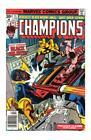 The Champions #11 (Feb 1977, Marvel)