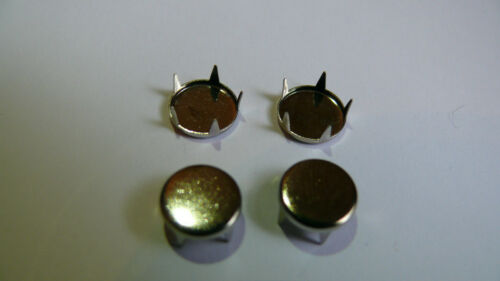 50 x Star Nail Head Studs with Spikes /& Loads of others types of studs to choose