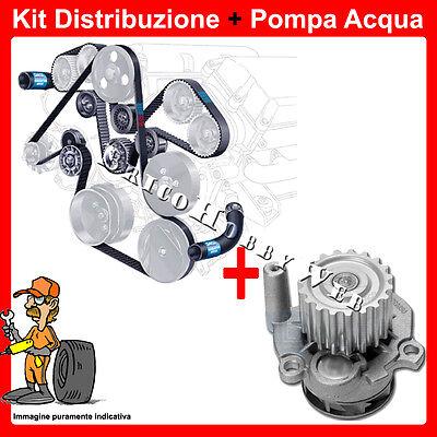 Kit distribuzione + POMPA ACQUA Renault Clio III 1.5 DCi dal 2005