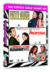 Girls' Night In - Pretty Woman / The Proposal / Runaway Bride (DVD, 2010, 3-Disc Set, Box Set)