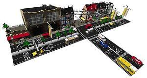 Instructions-Lego-City-Road-Base-Plate-Modular-10182-10190-10185-10197-Custom