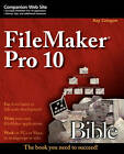 FileMaker Pro 10 Bible by Ray Cologon (Paperback, 2009)