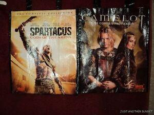 Spartacus-Camelot-SDCC-2011-AMC-San-Diego-Comic-Con-Swag-Bag-DS-Starz-Series-NEW