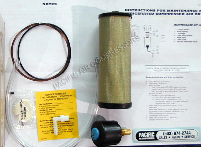 Hankison Refrigerated Air Dryer Maintenance Kit Hprmk6
