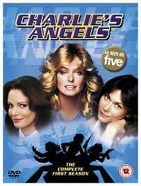 Charlie's Angels - Series 1 (DVD, 2003, 5-Disc Set, Box Set)
