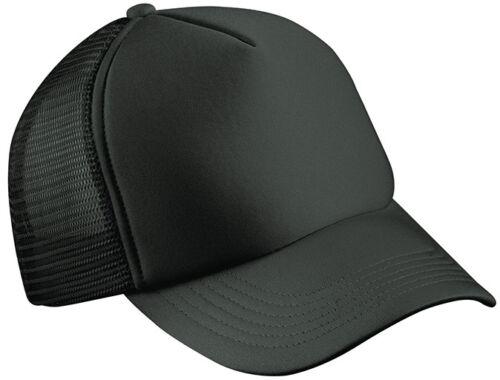 MB trucker cap casquette 23 grandes couleurs-demi-maille baseball hat fashion-vente en gros!