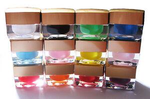 Solid-Colors-Opaque-Mix-UV-Builder-Gel-Nail-Art-12x-8ml