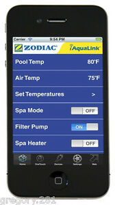 Zodiac-Jandy-iQ900RS-RS16-16-AUX-iQ900RS16-iAquaLink-Smart-Phone-Web-Connect