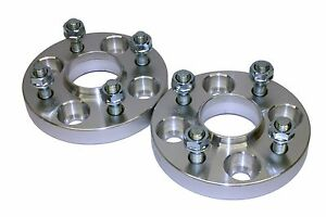 25MM-4x100-54-1CB-HUBCENTRIC-WHEEL-SPACER-KIT-fits-TOYOTA-CELICA-MR2-STARLET