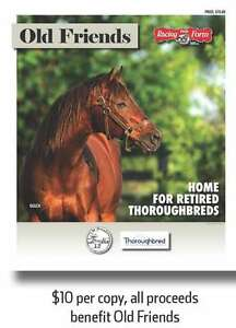 OLD-FRIENDS-SCENE-MAGAZINE-100-PROCEEDS-GO-TO-OLD-FRIENDS-HORSES