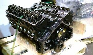 ... Chevrolet 355 / 300 horse power Chevy Long Block Crate Engine WARRANTY