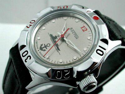 Russian Military Style Vostok wrist watch #0568  NEW