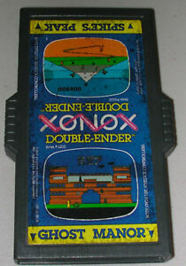 Atari-2600-GHOST-MANOR-SPIKE-039-S-PEAK-Xonox-Video-Game