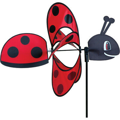 Flying Whirly Wing Ladybug Wind Spinner PR 25022