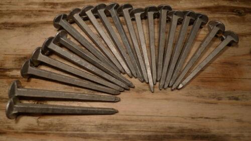 Nagel, Eisennagel, geschmiedet, verzinkt