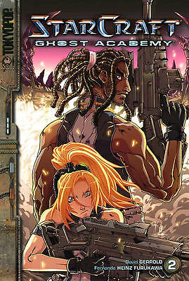 StarCraft: Ghost Academy Volume 2, DeCandido, Keith, Very Good, Paperback