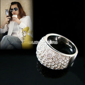 Women-039-s-Fashion-New-Hot-Cool-Rock-Punk-Luxurious-Exquisite-Crystal-Ring-EN24H