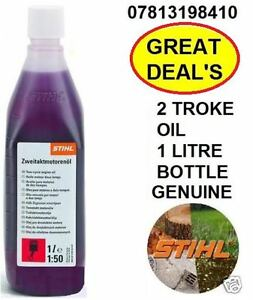 Two-Stroke-Engine-Motor-Oil-Genuine-Stihl-1-Litre-07813198410-1L-2