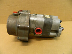 Von ruden hydraulic motor rsa05k 50 232 ab 1 shaft ebay for Von ruden hydraulic motor