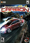Need for Speed: Carbon Jewel Case (PC, 2010)