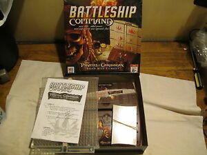 Battleship-Command-Pirates-of-the-Caribbean-Board-Game