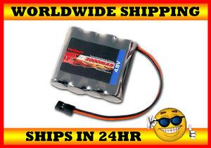 4-8V-2000mAh-Receiver-RX-NiMH-Battery-Pack-Futaba-Hitec-JR