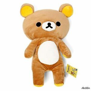 NEW-Rilakkuma-Bear-Relax-x-Plush-stuffed-doll-20-034-ver-large