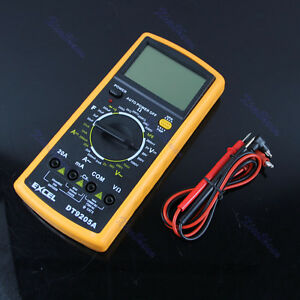 Digital-Voltmeter-Ammeter-Multimeter-New-Ohm-Test-Meter