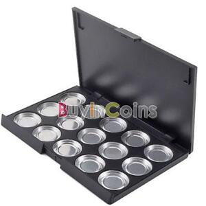 RS-Hot-New-15-PCS-26mm-Empty-Eyeshadow-Aluminum-Pans-with-Palette