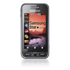 Samsung  Star GT-S5230 - Noble Black (Ohne Simlock) Handy