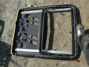 1998 2002 mercedes benz w210 sunroof cassette rail e320 for 1998 mercedes e320 window regulator