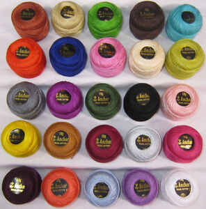 25-Anchor-Crochet-Cotton-Balls-by-J-P-Coats-No-8-Crochet-Thread