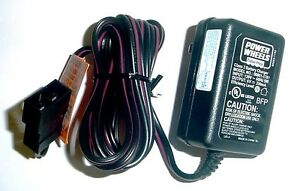 00801-1781-NEW-Blue-Battery-Charger-6-Volt-Power-Wheels-by-Fisher-Price