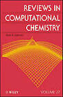 Reviews in Computational Chemistry by John Wiley and Sons Ltd (Hardback, 2010)