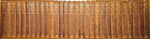 THE-ENCYCLOPEDIA-BRITANNICA-ELEVENTH-11th-EDITION-1911-Leather-Set-Complet