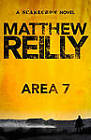 Area 7 by Matthew Reilly (Paperback, 2012)