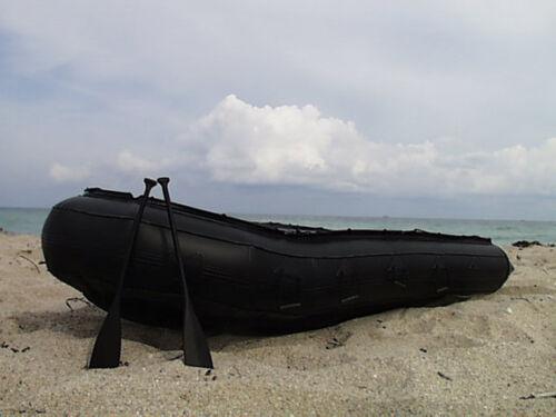 zodiac échelle 1//6 Toyrrific Covert-OPS Navy Seal Force Bateau//Radeau
