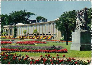 Détails sur 35 - cpsm - RENNES - Le jardin du Thabor - Les serres