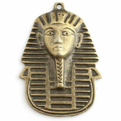 7x 143858 Wholesale Egypt Pharaoh Charms Vintage Bronze Alloy Pendant Findings